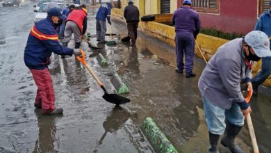 Otra vez se registran inundaciones en San Mateo tenco
