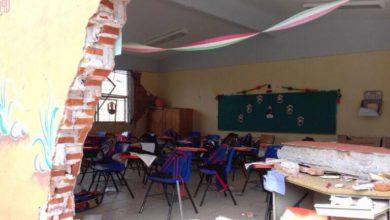 Gobernador mexiquense asegura que 98 escuelas dañadas por el sismo del 2017 quedarán restauradas este ciclo