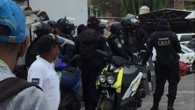 Emplacamiento de motociclistas