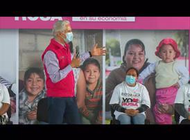 El Salario Rosa llega al Valle de México