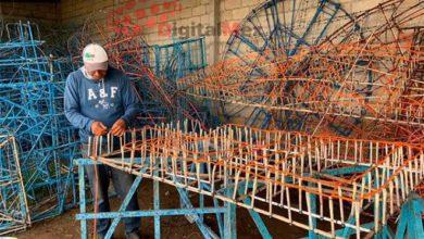 Productores de pirotecnia afectados por pandemia