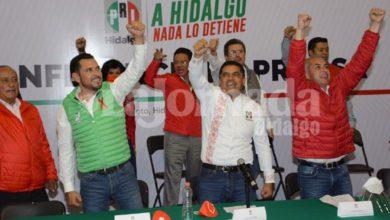 PRI Elección Hidalgo 2020