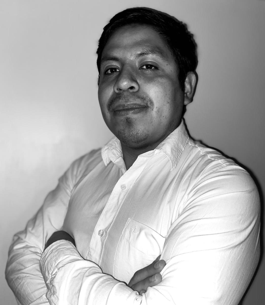 Photo of Gerardo García