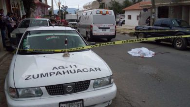 Inseguridad en el Estado de México
