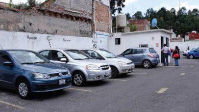 Estacionamientos del Valle de Toluca