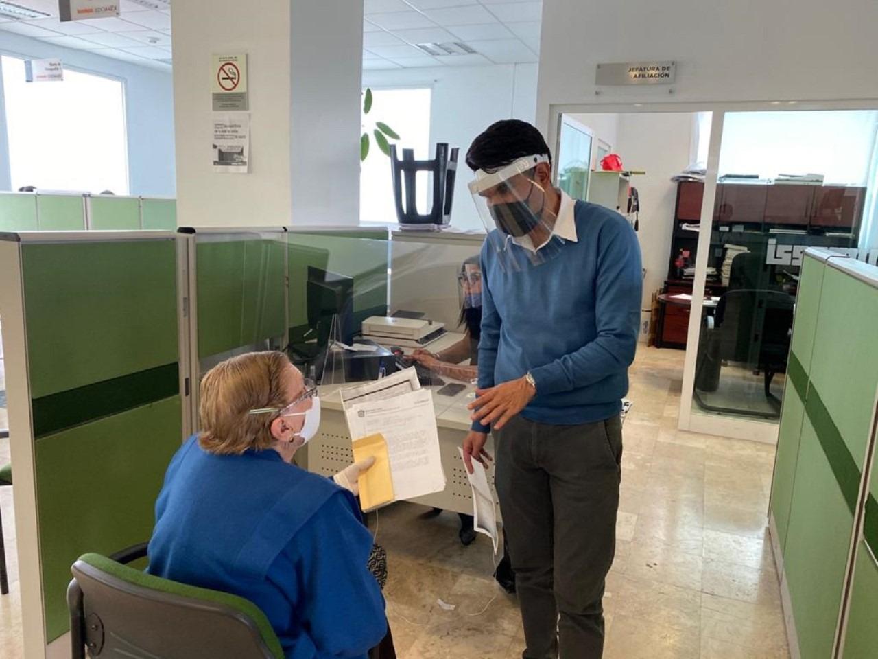 70 mil pensionados en Edomex