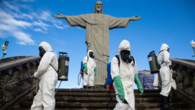 Identifican nueva cepa de coronavirus en Río de Janeiro