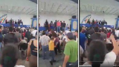 Agreden a Evo Morales