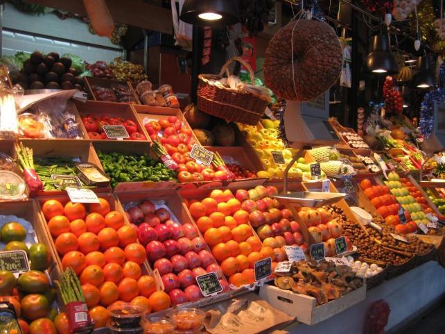 En el país se cultivan productos hortofrutícolas en más de 1.9 millones de hectáreas