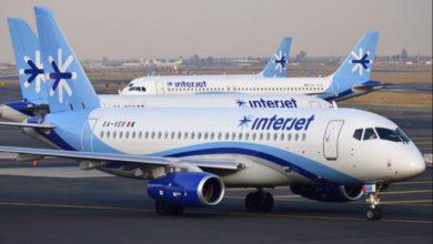 Aviones de Interjet
