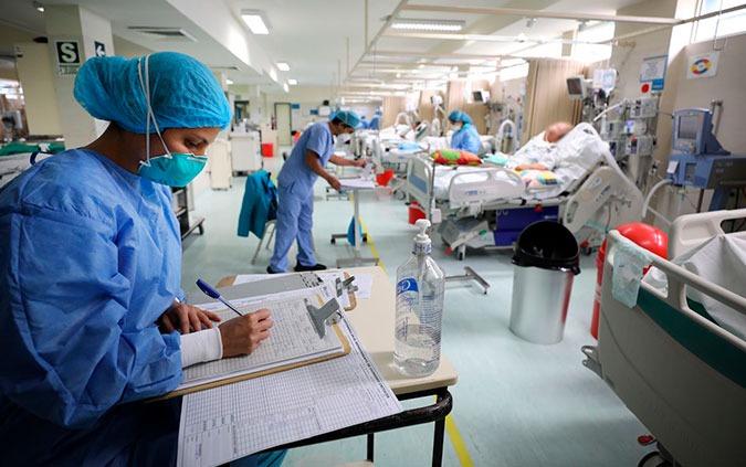 Hospitalizaciones Covid 19
