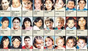 niños perdidos