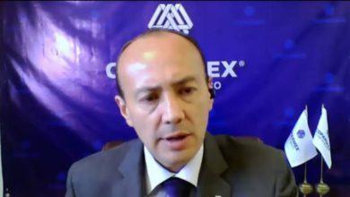 Jesús Trigos, presidente del Centro Patronal de Coparmex