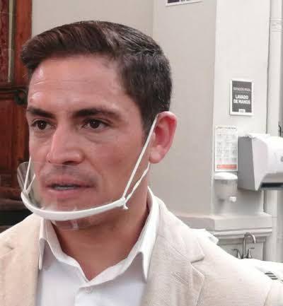 Alejandro Rayón Montes de Oca, presidente del Patronato Pro Centro Histórico de Toluca