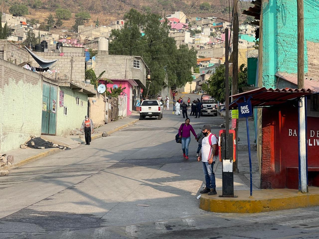 En Ecatepec, el robo con violencia ha ido en aumento en los últimos meses del año