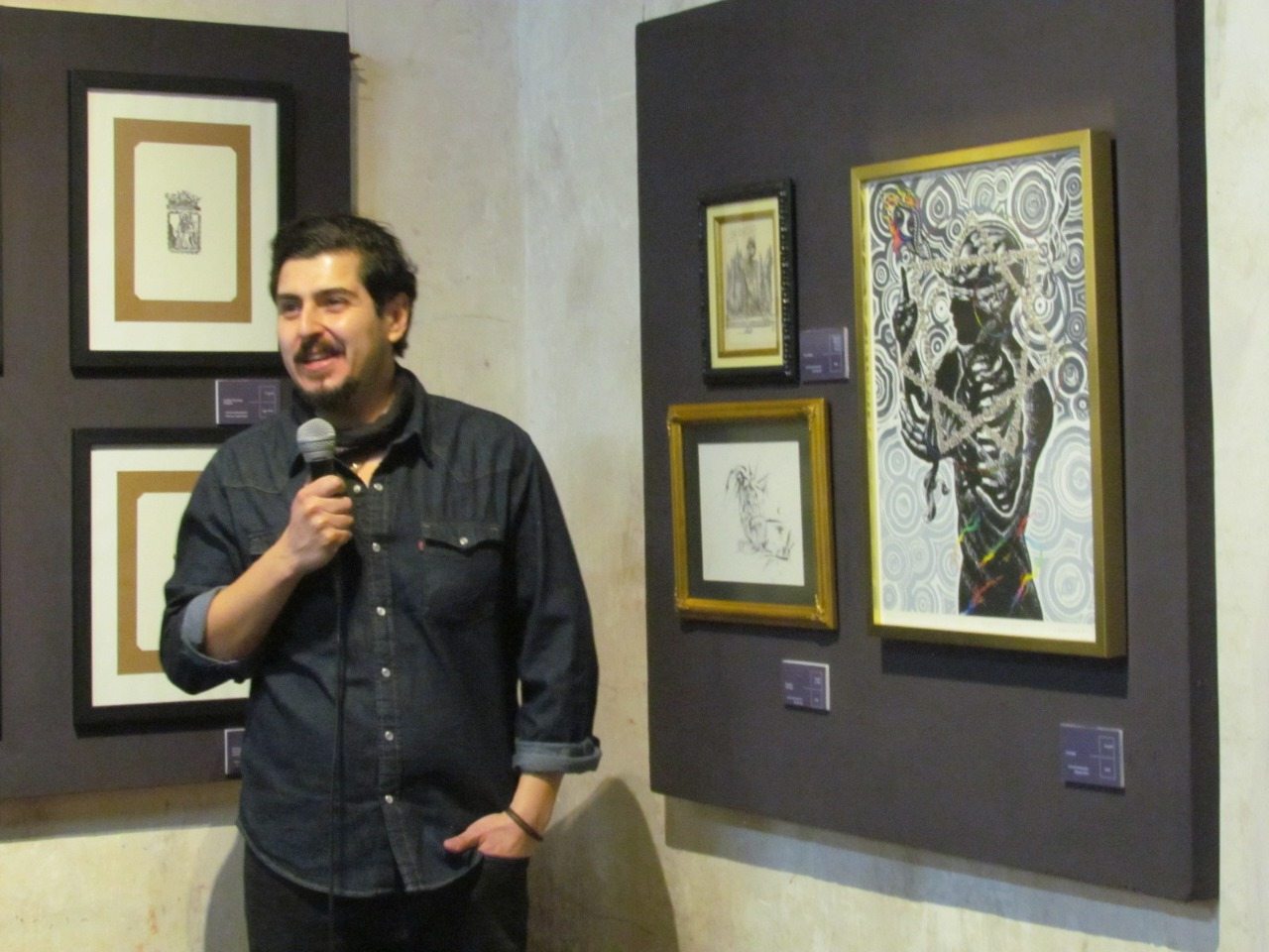 museo virreinal muestra exposición de arte devoto