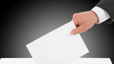 primera votación