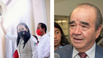 Los líderes estatales de Morena y del PRI