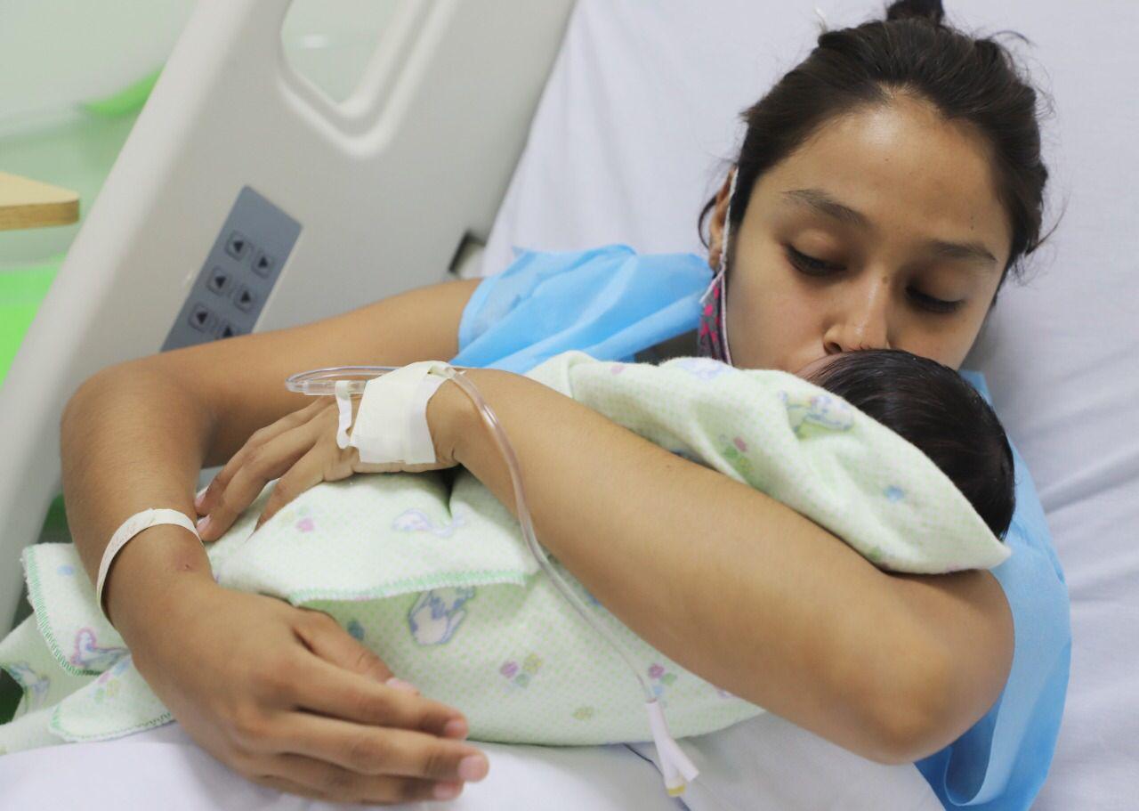 madres en México