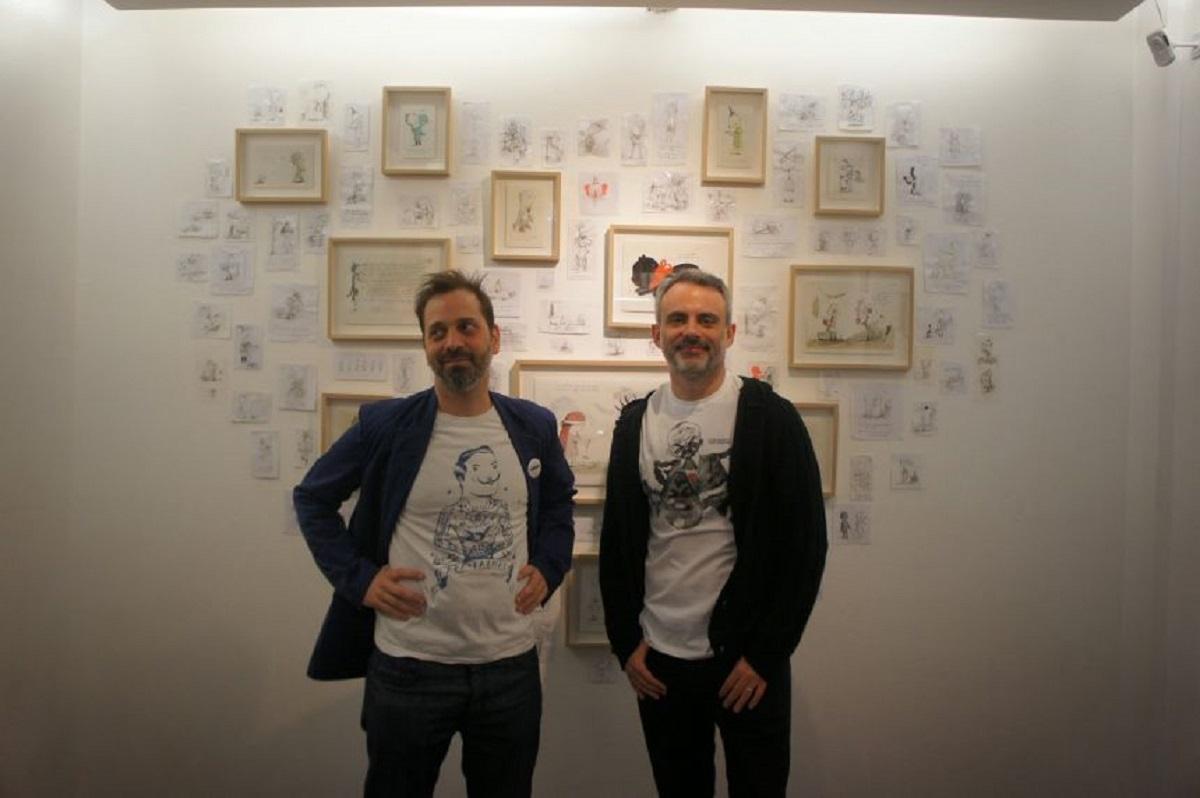 Pedro Poitevin y Tobias Schleider