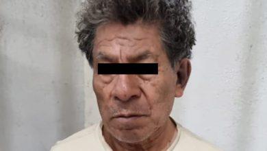 """Andrés """"N"""" capturado el pasado 18 de mayo en Atizapán"""