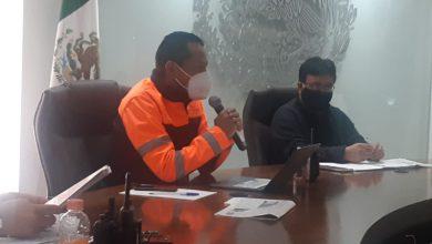 Las autoridades informaron que se han realizado diversas actividades de trabajo preventivo