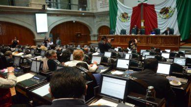Edificio del Congreso Local en Toluca