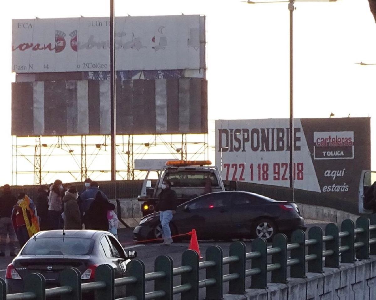 El accidente vehicular