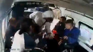 El asalto al transporte público