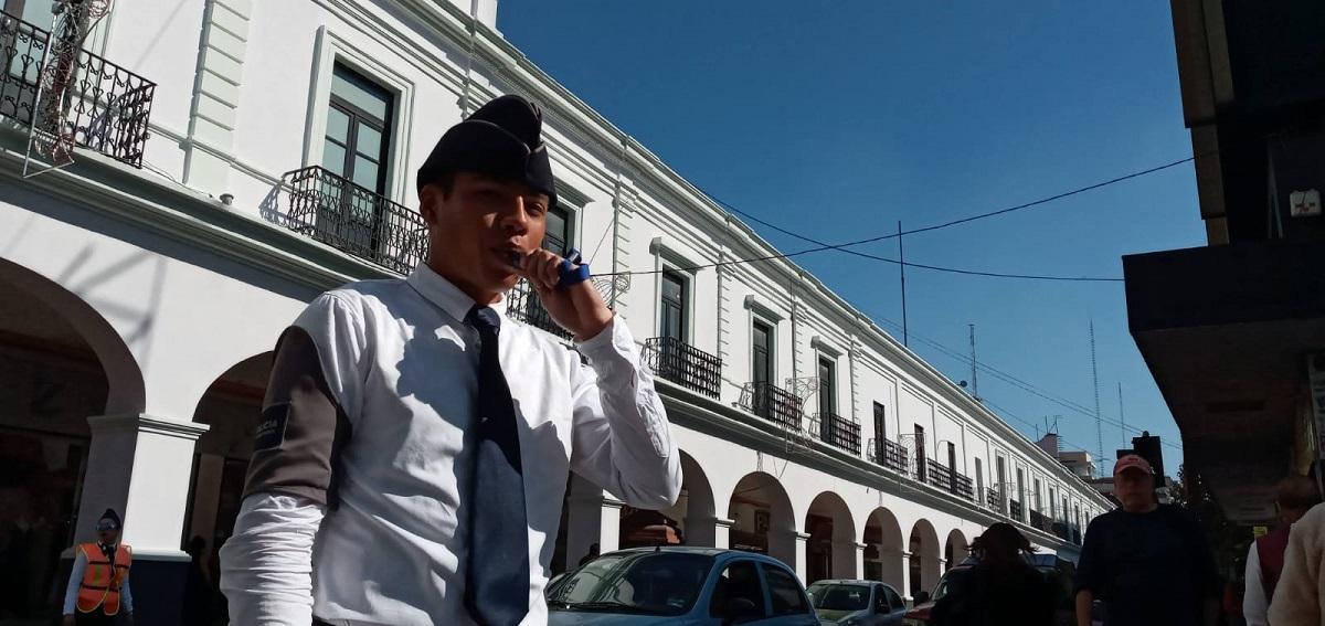 Los cadetes de Toluca