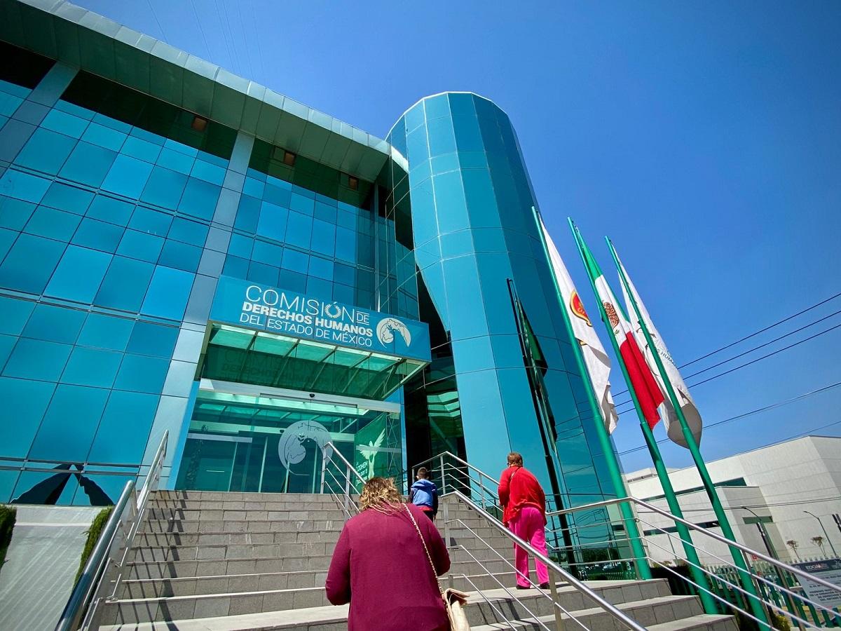 Edificio de la Codhem en Toluca
