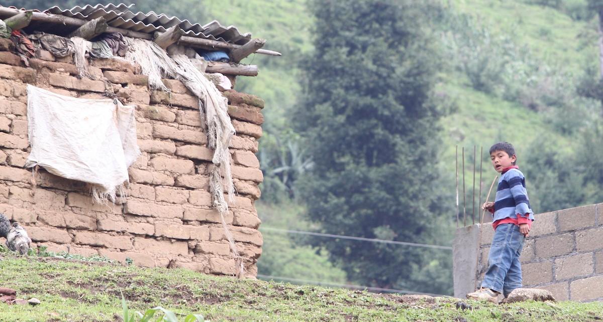 pobreza en Edomez