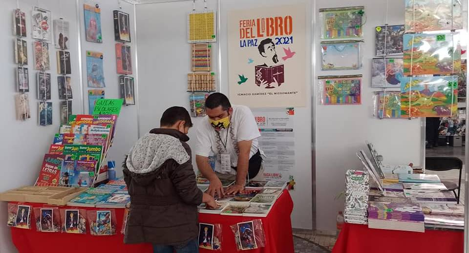 Feria del Libro La Paz