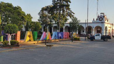 Cabecera municipal de Tlalmanalco