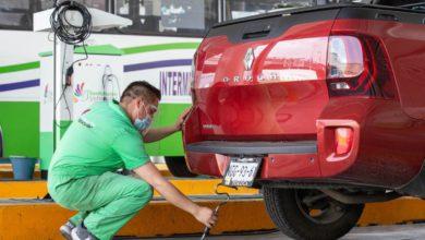 verificación vehicular