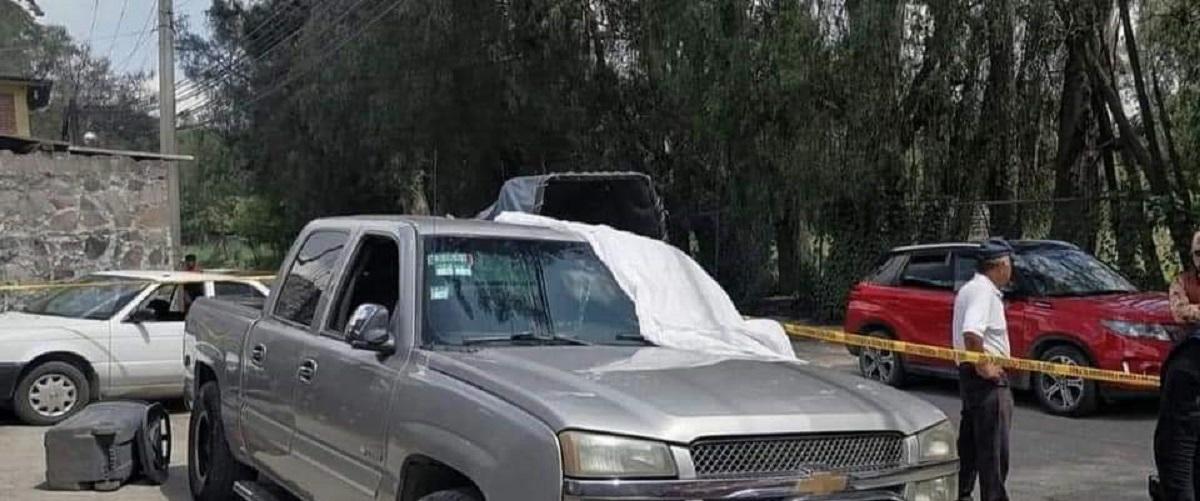 Los hechos se registraron en el municipio de Cuautitlán Izcalli