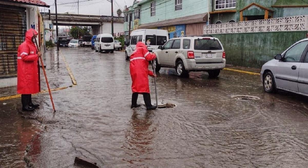 En Ecatepec y Tecámac no se reportaron afectaiones