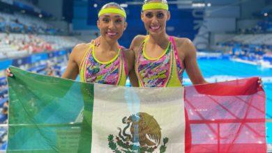 Las mexicanas pasaron a la final de nado sincronizado