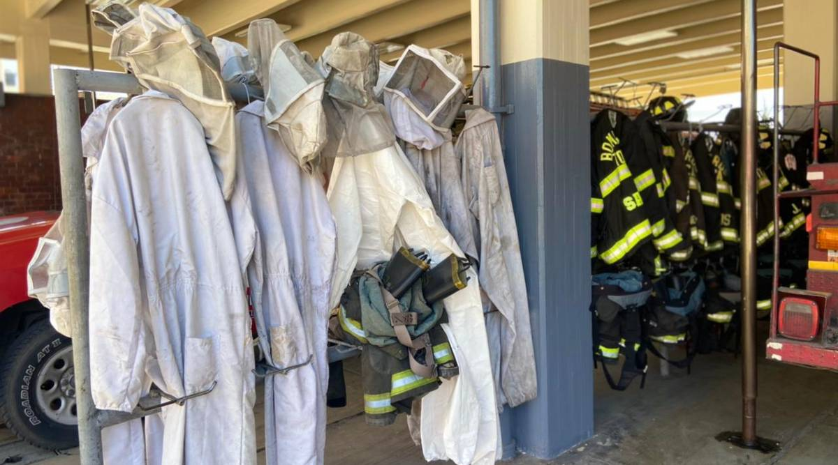 Ley de bomberos