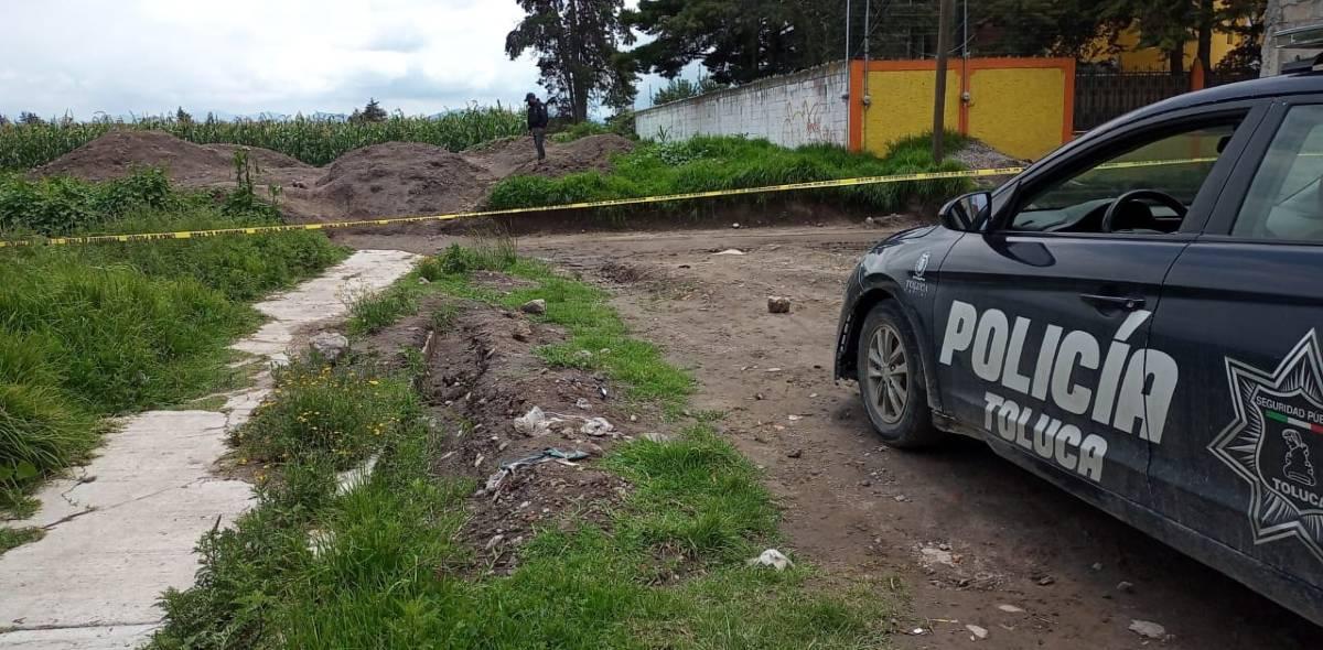cadáver en Toluca