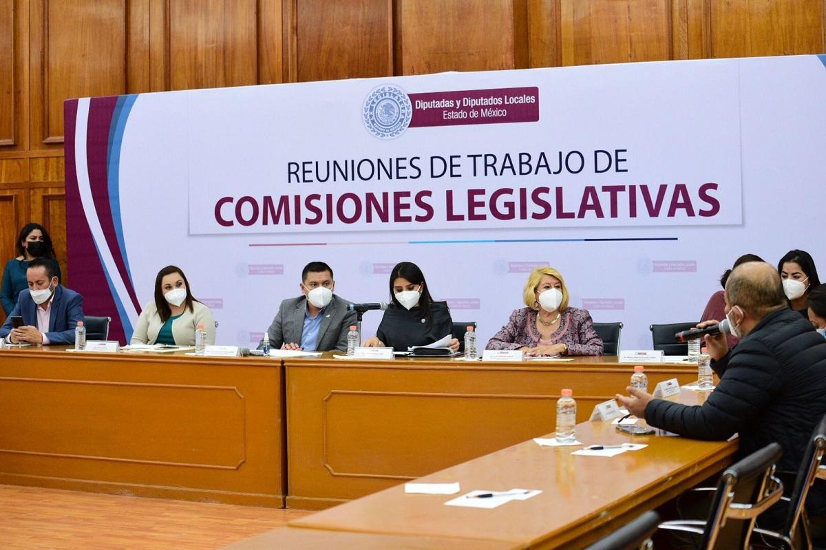 Las Comisiones Legislativas