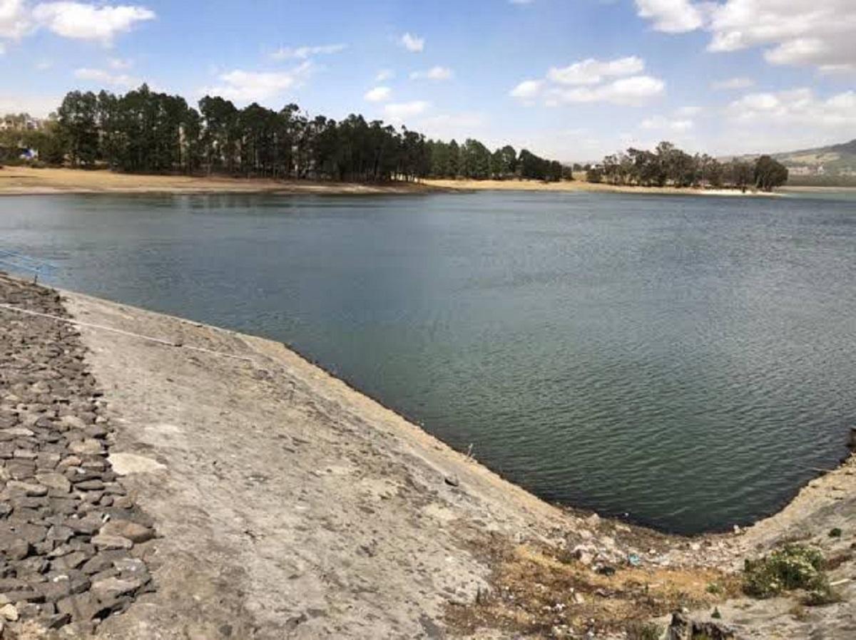 La presa de Valle de Bravo se encuentra al 43.21 por ciento
