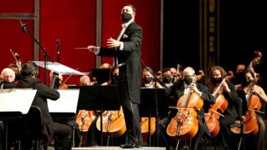 El Concierto se desarrolló en el Teatro Morelos