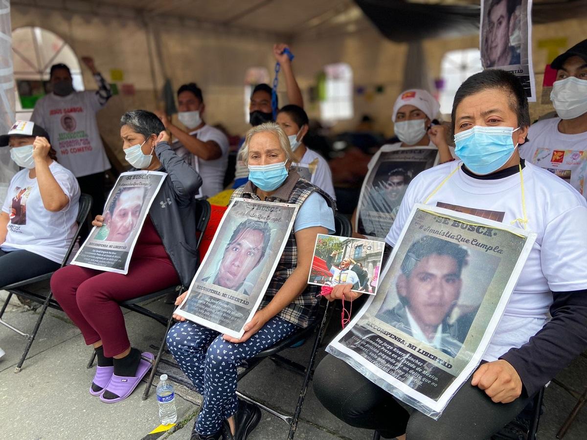 Reos Amnistía mexiquense