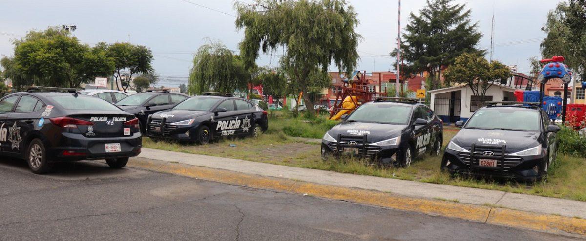 En Toluca están abandonadas las unidades, pese a que costaron millones de pesos
