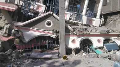 El país fue azotado por un fuerte sismo este sábado