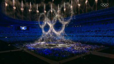 La clausura de los Juegos Olímpicos de Tokio 2020