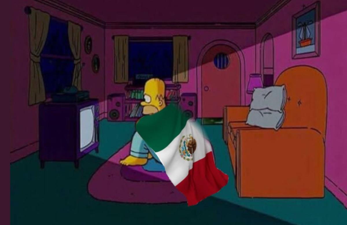 Las redes sociales se llenaron de memes ante la derrota de México