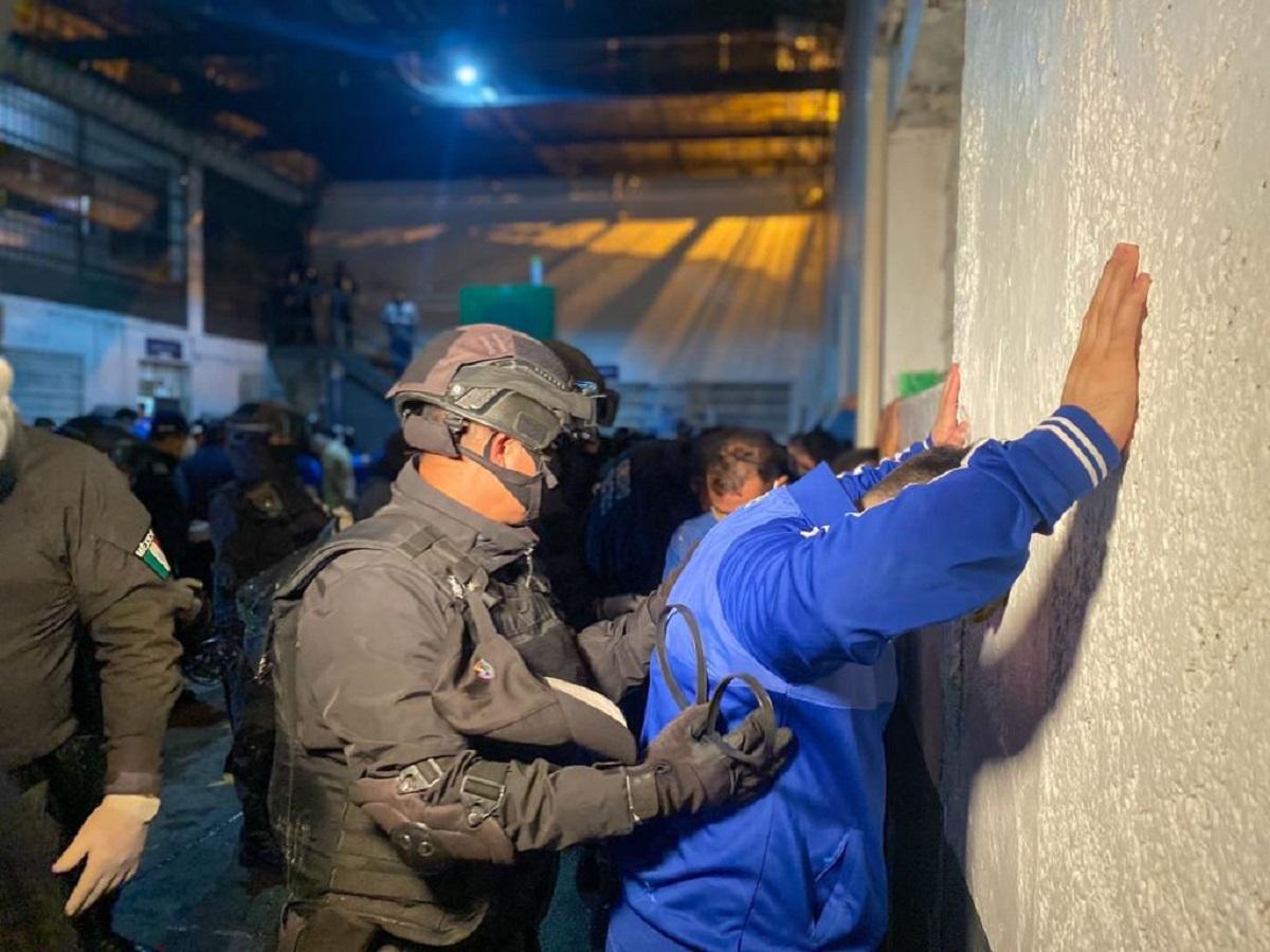 Los PPLs fueron trasladados a varios penales mexiquenses