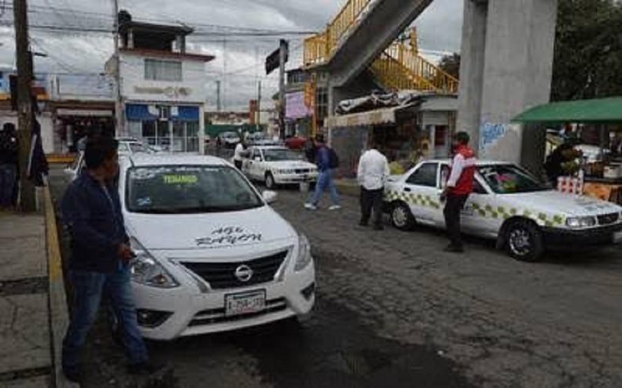 Los taxis y vehículos irregulares no siguen las normas de sanidad